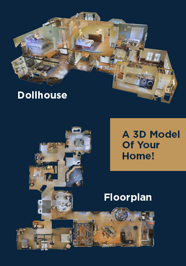 A 3D Model of a Home